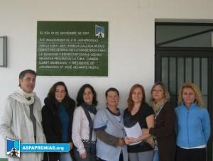 Aspapronias es una entidad que realiza una importante labor social en Huelva. / Foto: aspapronia.org.