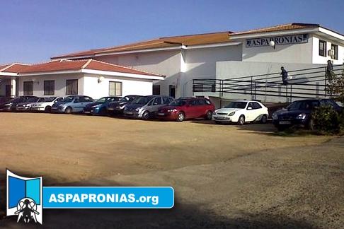 Aspapronia ampliará el centro para albergar a personas de sexo femenino. / Foto: aspapronia.org.