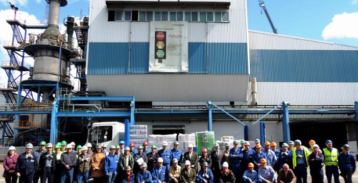Atlantic Copper obtiene datos positivos en el balance de 2012