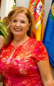 Carmen Walls lleva doce años siendo presidenta de la Peña Femenina.
