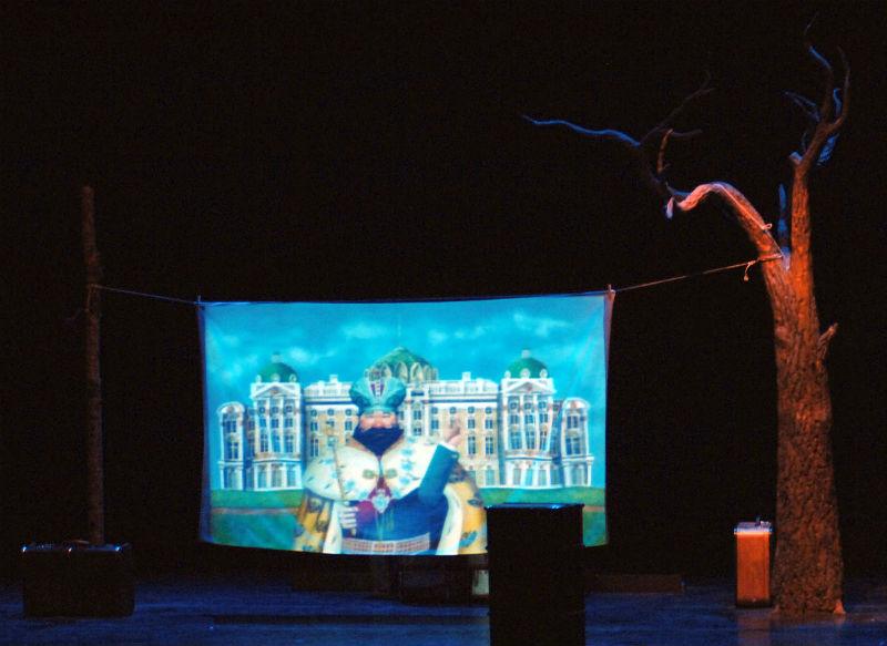 La iniciativa ofrece teatro para todos los públicos. / Foto: www.trigueros.es.