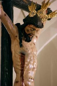 Santísimo Cristo de Jerusalén y Buen Viaje. / Foto: Hdad. de los Judíos.
