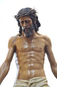 El Santísimo Cristo de la Victoria.