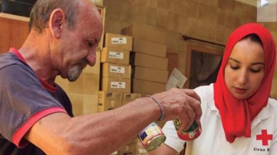 Cruz Roja de Huelva realiza 52.000 atenciones en la provincia durante 2012 gracias a la solidaridad de los onubenses