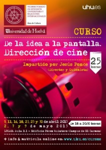 El cine, protagonista en la Universidad de Huelva.