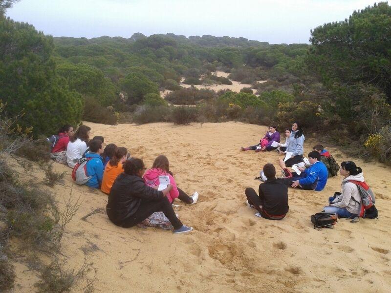 Imagen de la iniciativa de la Fundación Doñana 21.