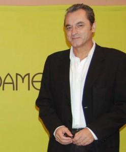 El director del Festival de Cine Iberoamericano de Huelva, Eduardo Trías.