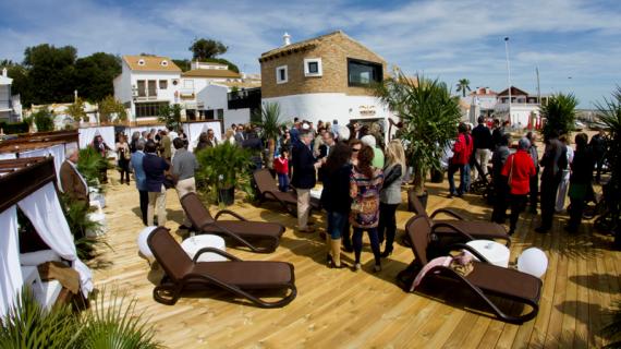Horizontal Beach Club abre una nueva oferta de ocio en primera línea de playa