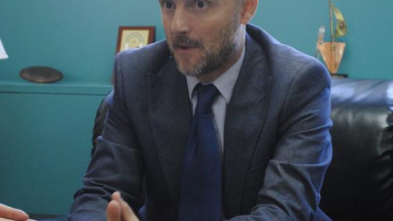 """José Fiscal: """"En Huelva existen circunstancias que dan pie al optimismo y la esperanza, como sucede con el sector agroalimentario"""""""