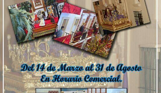 Exposición en Miniatura de la Semana Santa de Ayamonte