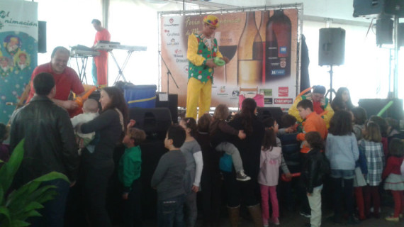 Moguer despide este domingo su IX Feria Gastronómica después de cinco días intensos con las tapas como protagonistas