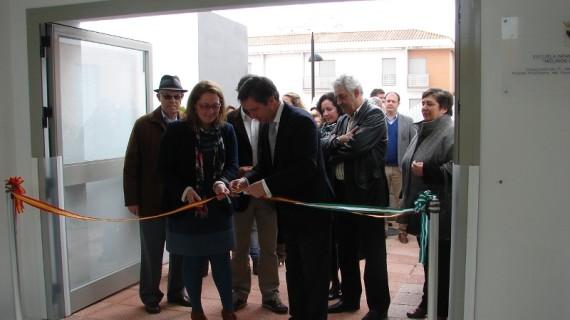 Inaugurado en Gibraleón el nuevo centro infantil Molinos de Viento