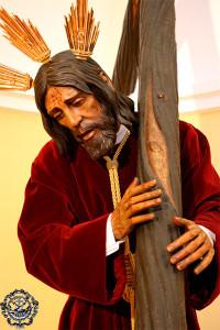 Nuestro Padre Jesús del Calvario / Foto: web hermandad