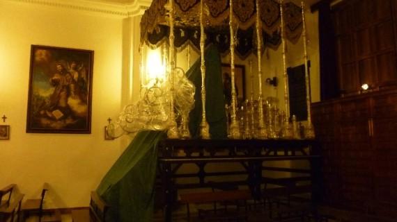 Las parroquias onubenses comienzan a llenarse de sabor cofrade