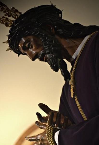 Nuestro Padre Jesús Nazareno / Foto: Valentín López