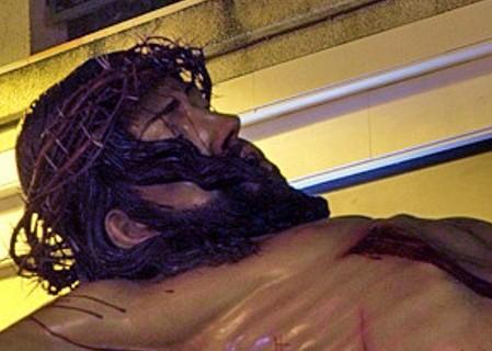 Besapié al Cristo de la Vera+Cruz y Oración en el Huerto