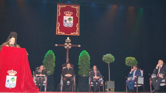 Isabel Perera exalta la Semana Santa isleña