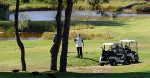 El campo de Islantilla alberga el viernes el Gran Premio Santa Otilia de golf. / Foto: www.islantillagolfresort.com
