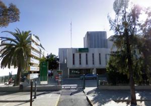 Sede de la Delegación del Gobierno andaluz en Huelva. / Foto: acamun.blogspot.com.