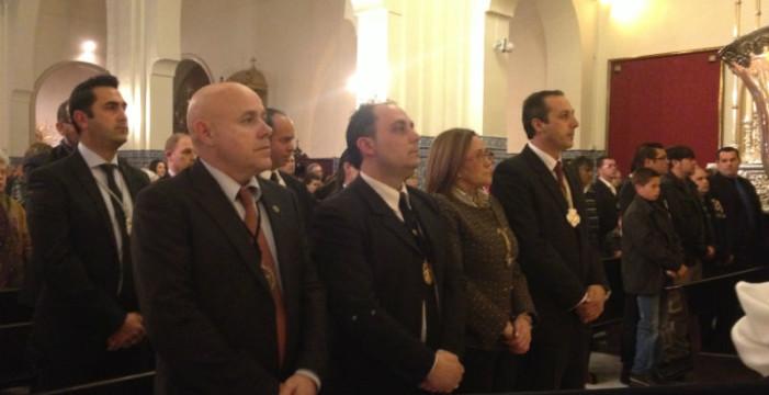 Isla Cristina celebra el Pregón con motivo del XXX Aniversario de las Cuadrillas de la Vera-Cruz