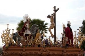 Esta Hermandad realiza su recorrido procesional por las calles de Huelva el Martes Santo.