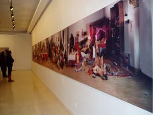 Muestra de 'Inner condition', del israelí Nadav Kander.