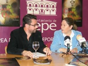 Bella Pilar Coro y Francisco Ramírez.