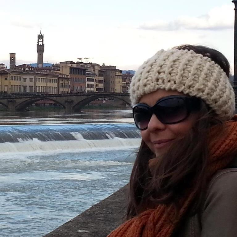 Lourdes Domínguez, una economista de Huelva trabajando en el Departamento de Justicia de Florencia
