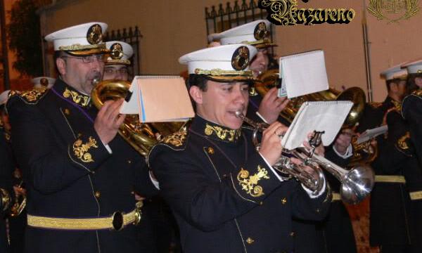 La Banda del Nazareno, una seña de identidad de La Madrugá de Huelva