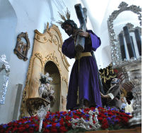 Día grande de la Semana Santa de Zalamea la Real