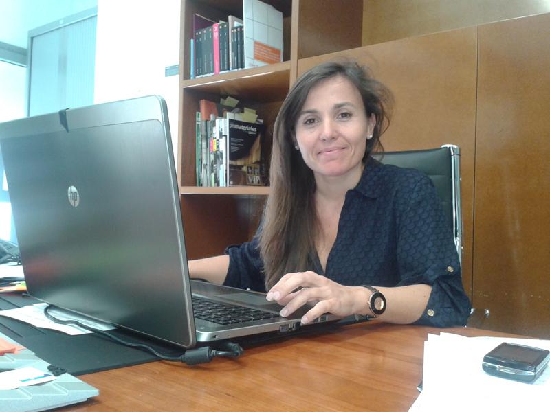 """Noemí Sanchís: """"Estamos configurando un Colegio de Arquitectos más actual, acorde al momento social que estamos viviendo"""""""