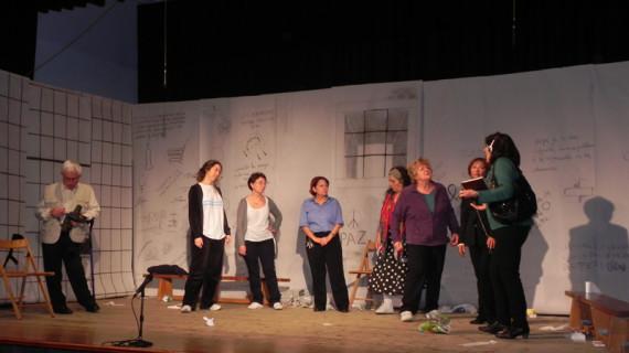 Fin de semana de representaciones solidarias en Palos de la Frontera