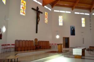 El obispo inaugura la parroquia Beata Sor Eusebia Palomino