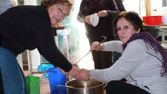 Las amas de casa de Punta Umbría celebran mañana su tradicional 'Potajá'