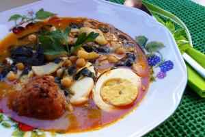 El Potage de vigilia es una receta típica de Semana Santa. / Foto: Libroderecetas.com
