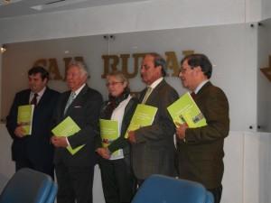En la presentación se ha abordado la importancia de la agricultura en la provincia.