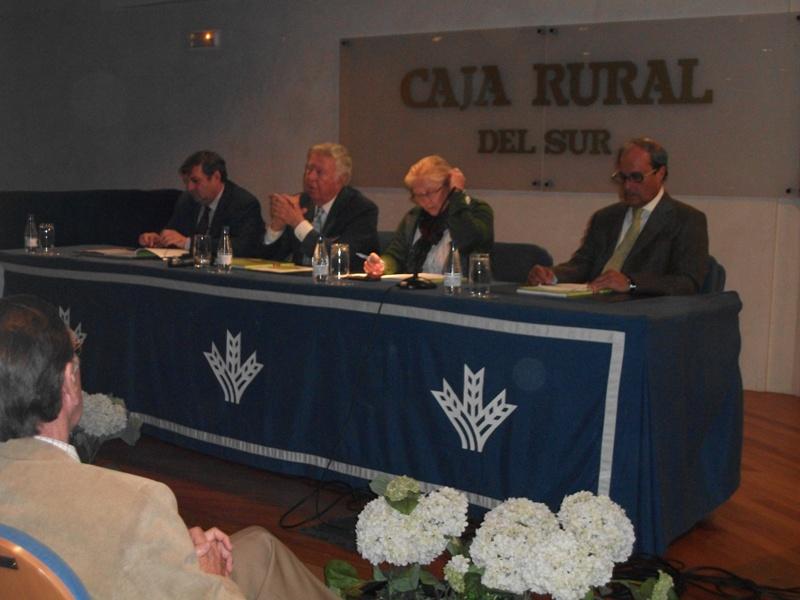 """Presentación """"El sector agrario en la provincia de Huelva 2011-2012""""."""