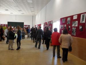 Numeroso público está participando de las jornadas desde su apertura.