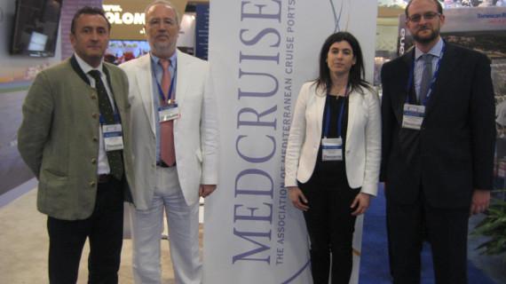 El Puerto realiza contactos de negocio con 40 empresas e instituciones para atraer cruceros a sus instalaciones a partir de 2015