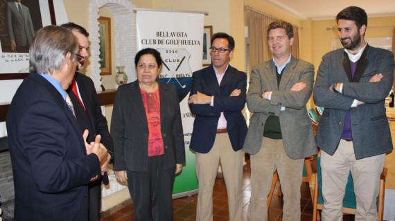 La Autoridad Portuaria da a conocer sus grandes proyectos en un encuentro con jóvenes empresarios