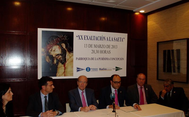 Carmen Córdoba, Javier Chaparro, Pedro Rodríguez, Manuel Vargas, Tony González y Francisco Martín.
