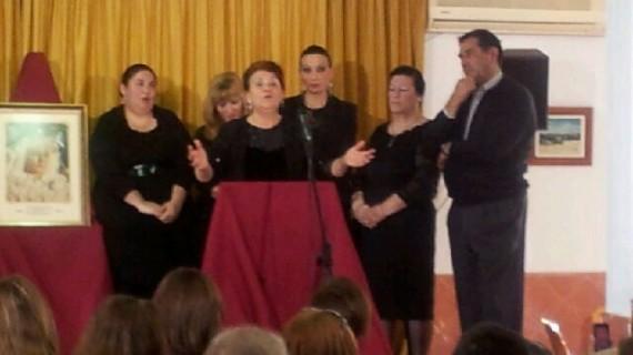 Isla Cristina celebra el Viernes de Dolores