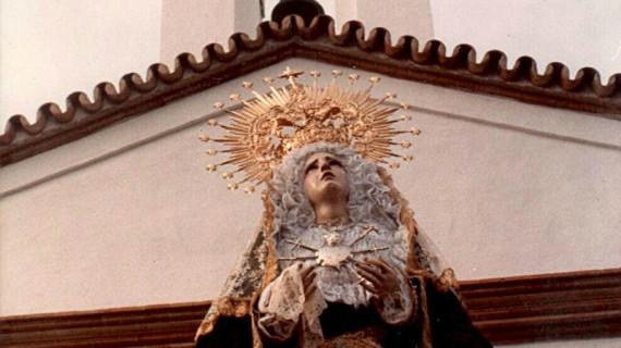 La Semana Santa de San Juan del Puerto mira este año al XXV Aniversario del Cautivo y al XXX de la Virgen de los Dolores