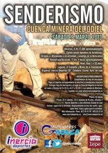 Los participantes recorrerán 17 kilómetros entre El Campillo y Minas de la Concepción.