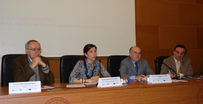 La Universidad de Huelva acoge una Jornada sobre Energía Miniheólica