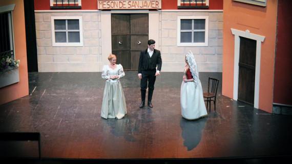 El Coro de Teatro Lírico Andaluz trae al Gran Teatro la zarzuela 'Luisa Fernanda'