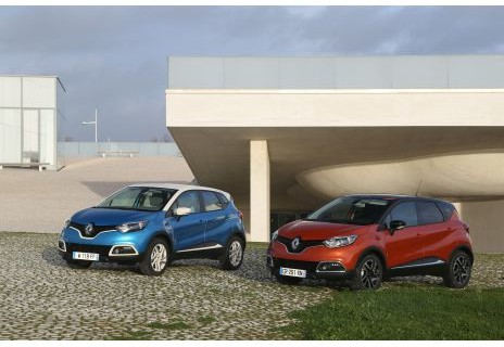Renault Captur, el crossover compacto `made in spain`
