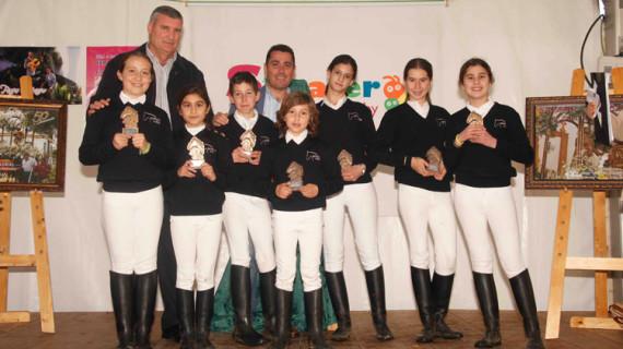 Cartaya acoge el domingo el II Concurso del Circuito Provincial de Doma Clásica