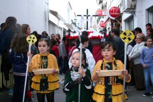 Está prevista la participación de numerosos menores de entre 0 y 14 años.