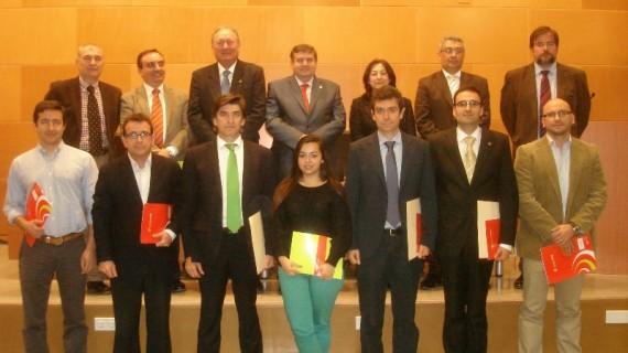 La Universidad de Huelva entrega los premios Aiqbe 2012